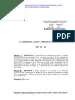 145-BUCR-09. resolucion rechaza convenio armonizacion CPS. jorge cruz