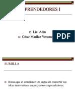 Curso Empren I (Modulo1)