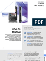 SGH D980 Manual Samsung