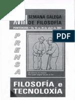XVIII Semana Galega de Filosofia Optimizado
