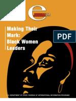 Dwoa 0212 Making Their Mark Black Women Leaders