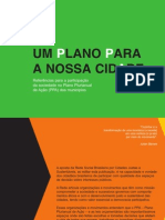 Informações sobre o PPA (Cartilha editada pela Amarribo - Associação Amigos de Ribeirão Bonito)