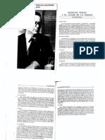 PIGLIA - Rodolfo Walsh y El Lugar de La Verdad