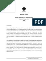 2009 Relatório Técnico Virgem Lapa Cidade Educativa (FEV-ABR-09)