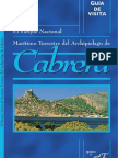 Guía de visita; Parque Nacional del Archipiélago de Cabrera.
