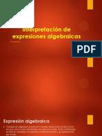 Valor Numerico de Una Expresion Algebraica