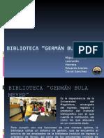 Biblioteca German Bula Meyer