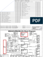 Sony Vgn-fs Series Mbx-143 Foxconn Ms04!1!01 Rev 1.0 Sch