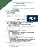 Perfil Creacion Del Camino Vecinal Vista Alegre de Zonanga - Nvo Diamante - 02