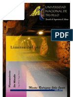 Open Pit Planning and Desing - Limites Del Pit