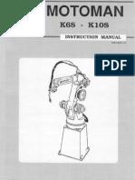 02-ToE-C945-111 - Service Manual Motoman K6S K10S