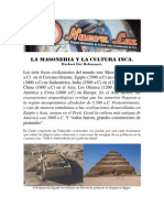 Herbert Ore - La Masoneria y La Cultura Inca