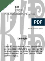 DIP - DOENÇA INFLAMATÓRIA PÉLVICA