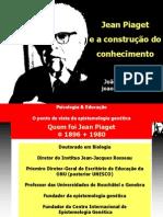 Piaget - Construção do Conhecimento