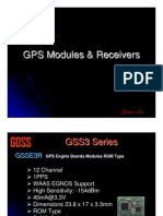 GOSS GPS GSM Modules & Receivers_081022