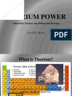 Thorium Power Presentation