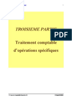 Operations Comptables Specifiques