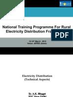 Fundamentals of Electricity Distribution Jammu