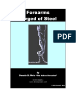 Forearms of Steel