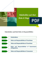 7Stakeholders and Their Roles & Responsibilities
