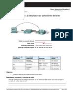 Actividad 1 - Usando NetFlow Para Caracterizar Trafico