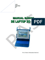 Manual Basic o Laptop Xo 1