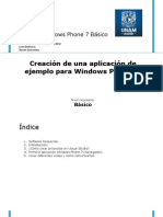 Manual 1 Windows Phone 7