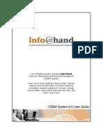 Info@Hand 6.0 User Guide