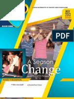 HealingSchoolMagazine(May 2013)