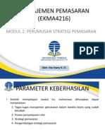 EKMA4216 MANAJEMEN PEMASARAN Modul 2.pptx