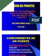 MODELOS DE 20 PUENTES