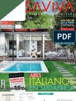Revista CasaViva Año 22 No.131 - Julio 2013 - JPR504