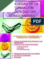 Sociedad Conocimiento e Informacion