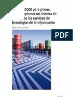 Extrcto_ISO_IEC 20000 Para Pymes