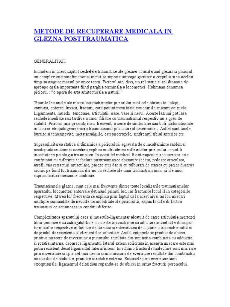 Durata tratamentului osteocondrozei coloanei vertebrale lombare