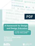 Framework for Design