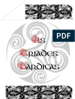 triades bárdicas da bretanha-editorado luxo