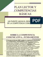 Plan Lector Competencia Comunicativa