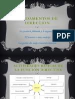 Fundamentos de Direccion