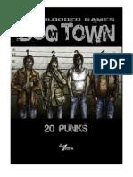 Dog Town - 20 Punks