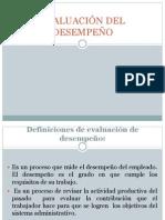 7.-EVALUACIÓN DEL DESEMPEÑO