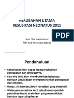 14. Perubahan Utama Pada Resusitasi Neonatus (DR. Dr. Nani Dharmasetiawani, SpA(K))