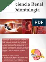Insuficiencia Renal En Odontología