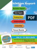 StudyWorld2012 Post Report