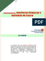 Ideologia Politicas Publicas Sistema de Salud