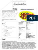 Gustavinho em o Enigma da Esfinge – Wikipédia, a enciclopédia livre