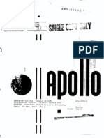 Apollo Systems Engineering Manual Service Module and Adapter Structure