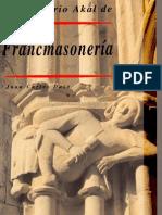 136530724 Diccionario Akal de Francmasoneria PDF