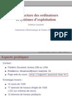 Historique Calcul Automatique