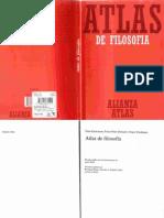 Kunzmann Peter Atlas de Filosofia